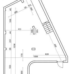 Galerija art55 Plan